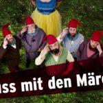 Filmproduktion - ATU Märchen Zwerge Werbespot
